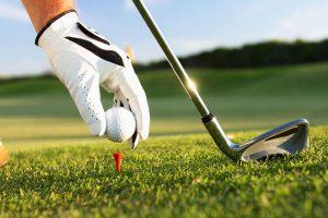 ansprechposition im golf